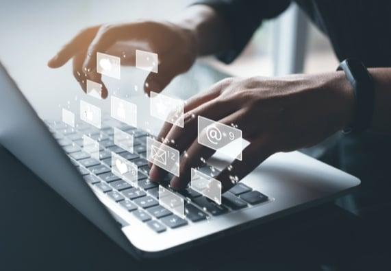 Marketing communications & web development